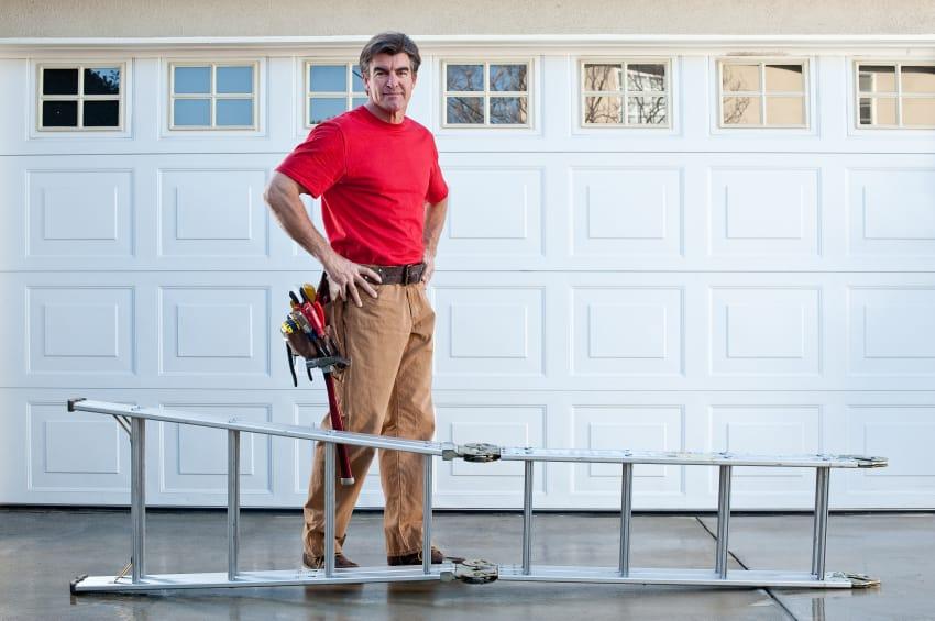 custom garage door design