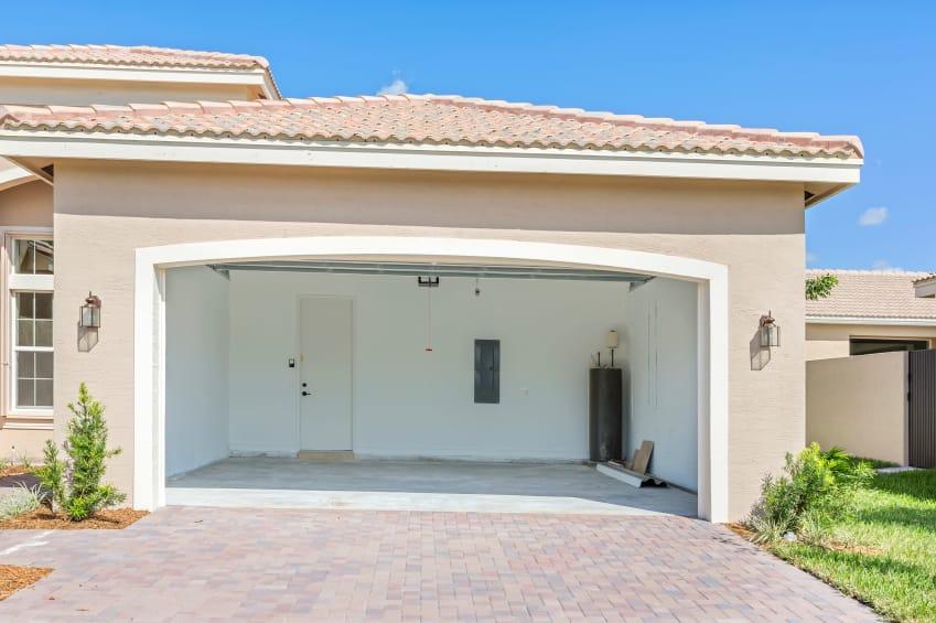garage door measurements