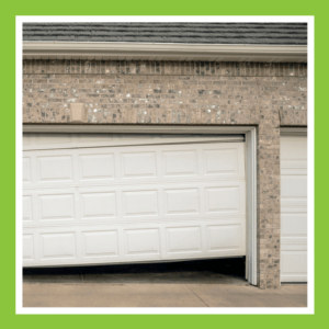 replacing a garage door is easy with a professional