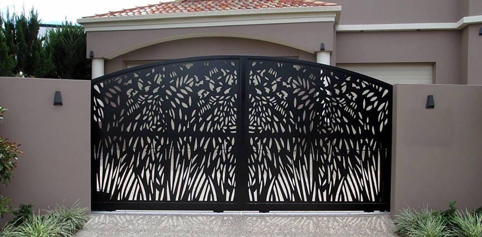 driveway gate santa monica