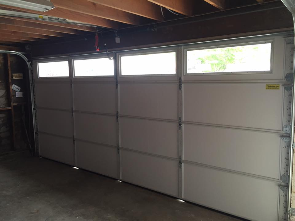 garage door installation tarzana home