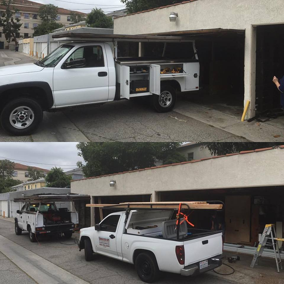 garage door repair reseda