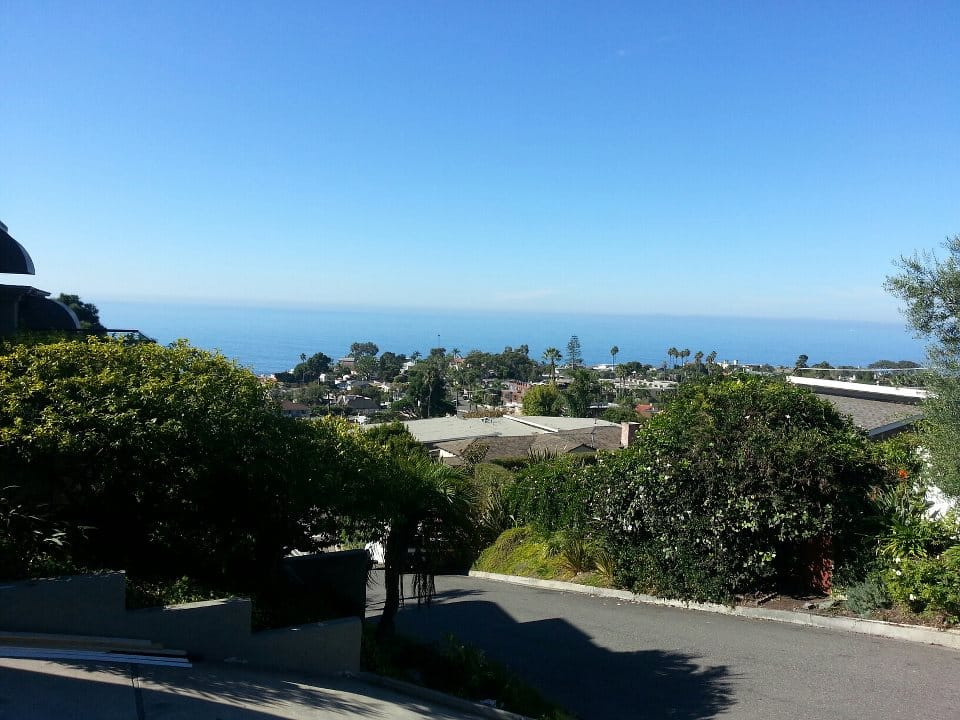 pacific palisades view