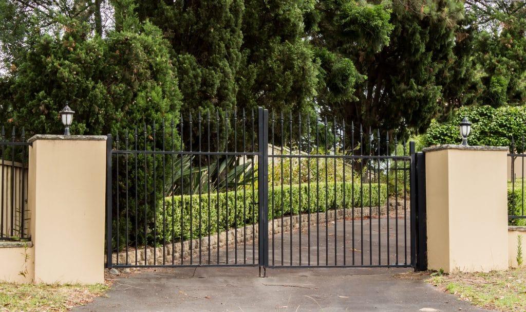 Types Of Driveway Gates