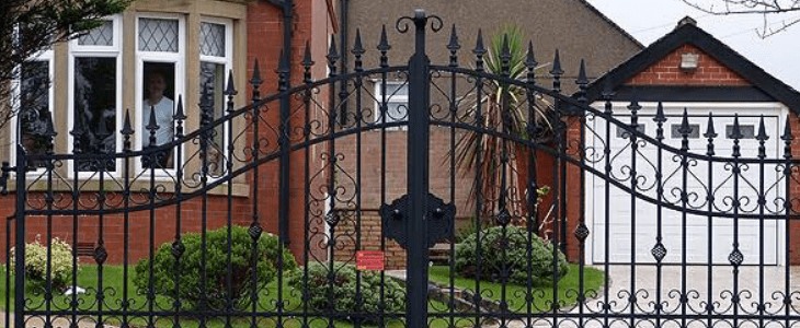 driveway gate services