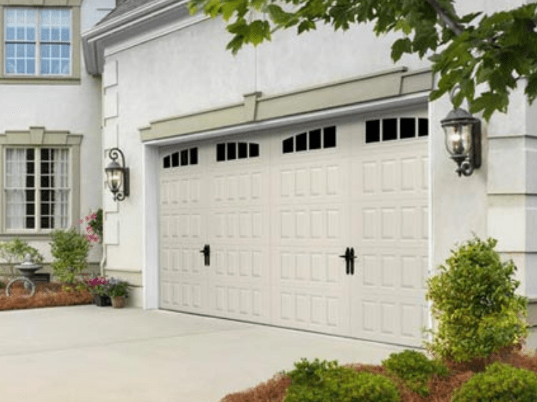 Amarr Hillcrest carriage garage door collection