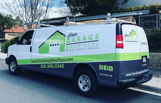 garage door repair camarillo