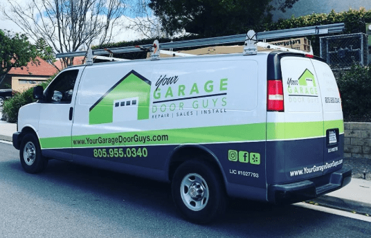 garage door repair ventura