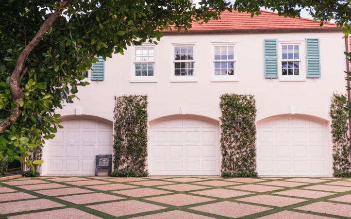 garage door panel repair tips