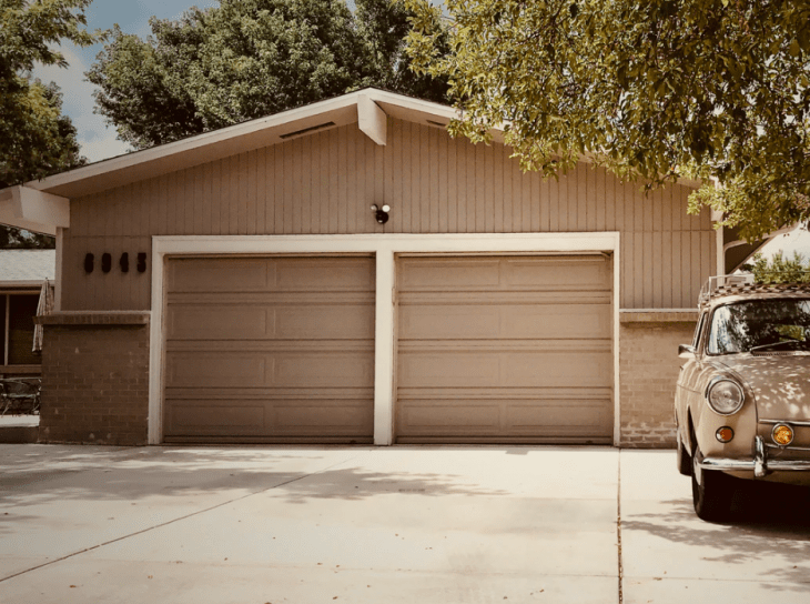 garage door service and repairs