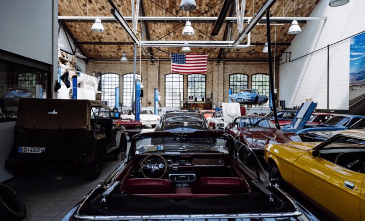 commercial garage door repair services