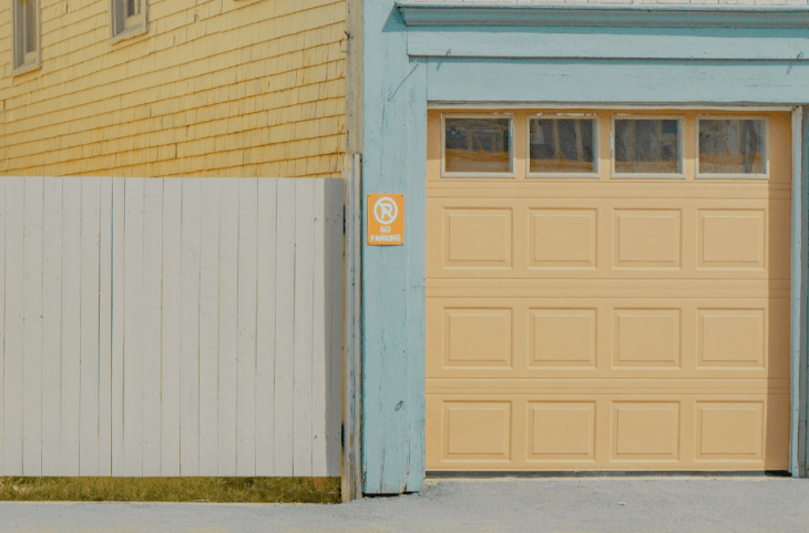 how to replace garage door seal