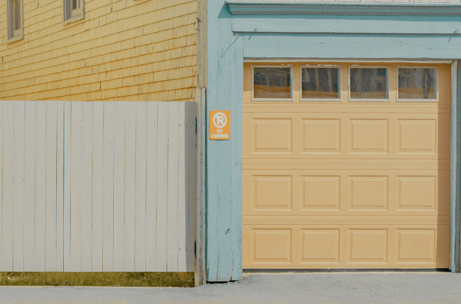 how to replace garage door seal