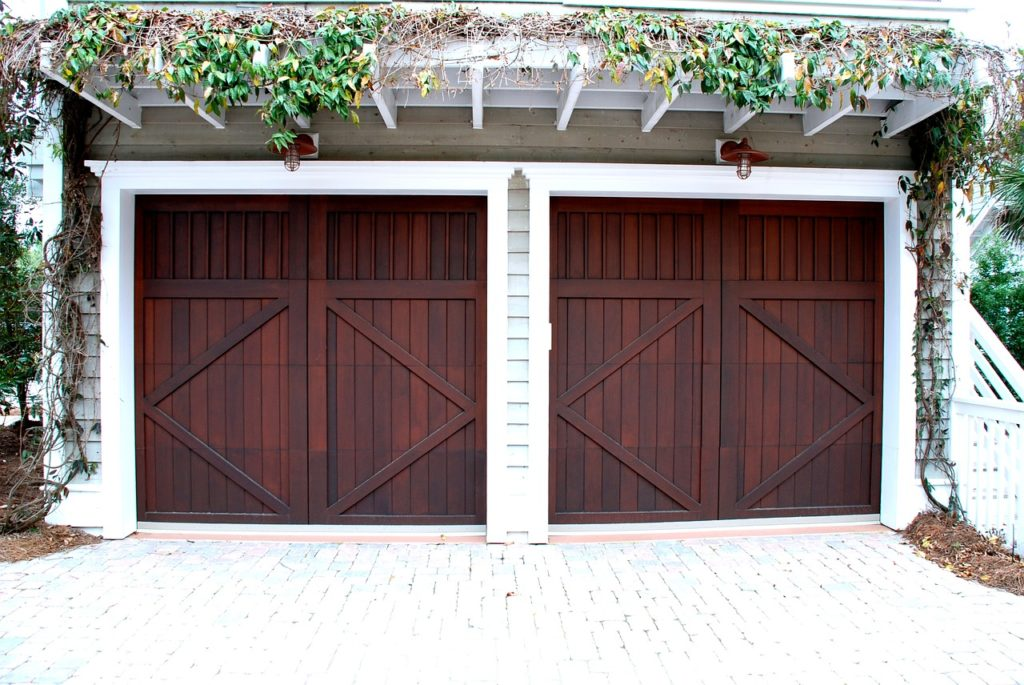 Best Wood for Garage Doors