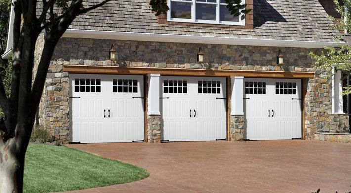 how to fix a squeaky garage door